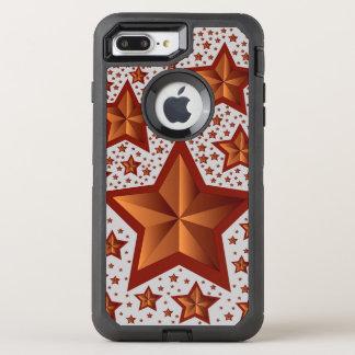 stars OtterBox defender iPhone 8 plus/7 plus case