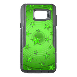 Stars pattern with color adjustable OtterBox samsung note 5 case