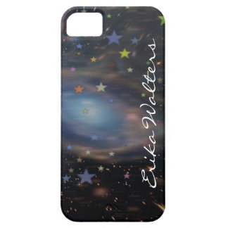 stars personalized galaxy image iPhone 5 covers