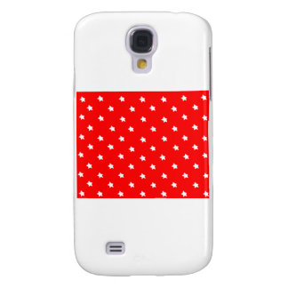 Stars Red White The MUSEUM Zazzle Gifts Samsung Galaxy S4 Case