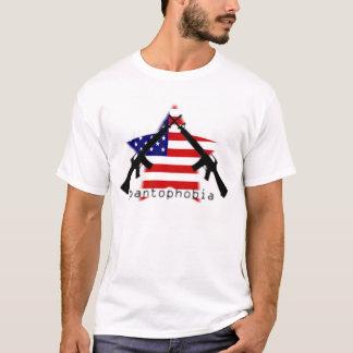 Stars, stripes, and M16s T-Shirt