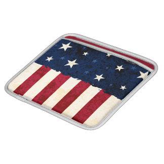 Stars & Stripes Patriotic iPad Sleeve