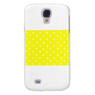 Stars Yellow White The MUSEUM Zazzle Gifts Samsung Galaxy S4 Cover