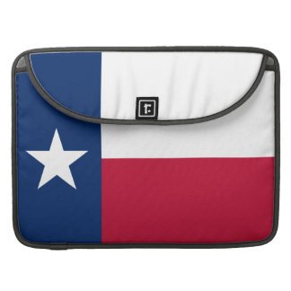 State Flag of Texas Sleeve For MacBooks