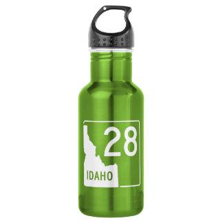 State Highway 28, Idaho, USA 532 Ml Water Bottle