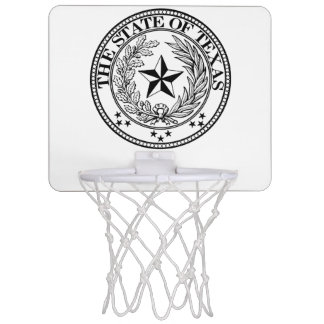 State of Texas Mini Basketball Goal Mini Basketball Hoop