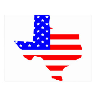 State of Texas Postcard