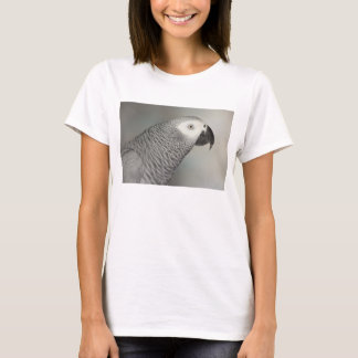 Stately African Grey Parrot T-Shirt