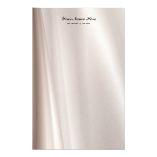 Stationery Basic P/ Silk Champagne Color