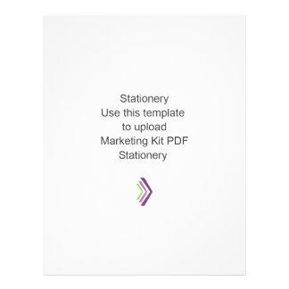 Stationery Marketing Kit Template Flyer