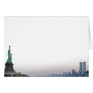 Statue of Liberty - February 2000 Card