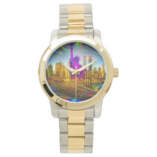Statue of Liberty  Freiheitsstatue New York Wristwatches