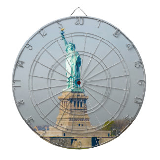 Statue of Liberty - New York City Dartboard
