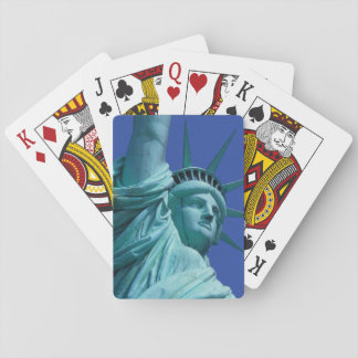 Statue of Liberty, New York, USA 8 Playing Cards