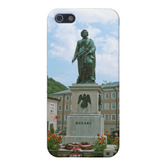 Statue of Mozart in Salzburg Case For The iPhone 5