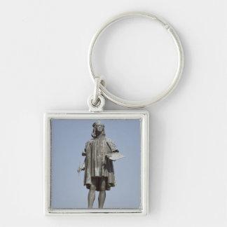 Statue of Raphael Sanzio of Urbino, 1897 Key Ring