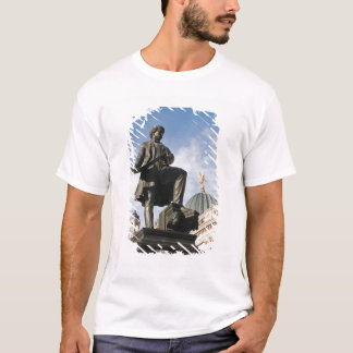 Statue with Glass dome on Kunstverein building T-Shirt