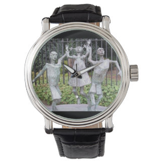 Statues of Dublin, Ireland Wrist Watches