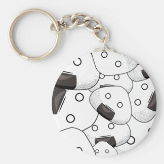 Stay close to me - Fear Keychains