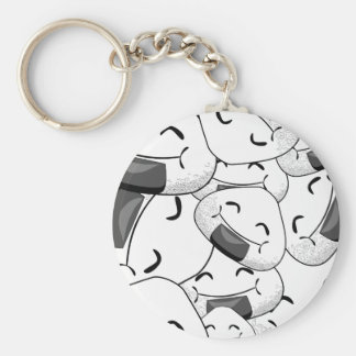 Stay close to me - Friendly Key Chains