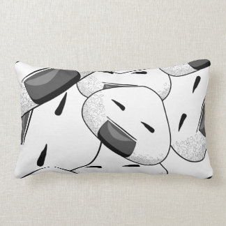 Stay close to me - Pain Throw Pillows