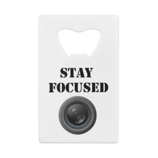 stay focused bottle opener