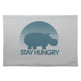 Stay Hungry Inspiration Placemat