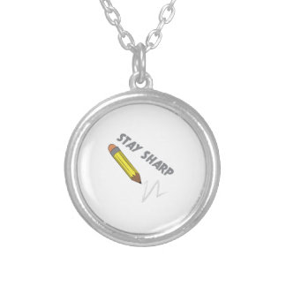 Stay Sharp Necklaces