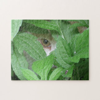 Stealthy Hunter 11' x 14' Puzzle