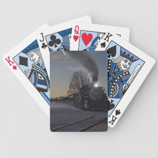 Steam Engine 481 Playing Cards