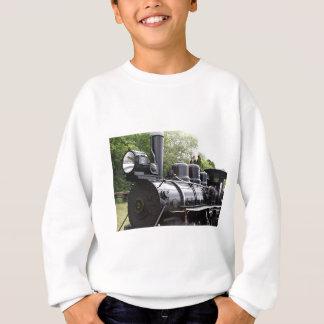 Steam engine, Wales, United Kingdom 2 Sweatshirt