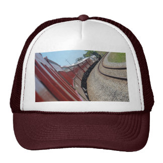 STEAM TRAIN RURAL QUEENSLAND AUSTRALIA CAP