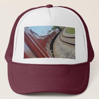 STEAM TRAIN RURAL QUEENSLAND AUSTRALIA TRUCKER HAT