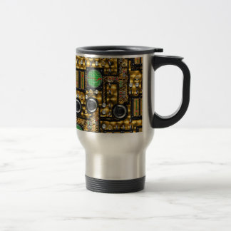SteamControl - Brass Mug