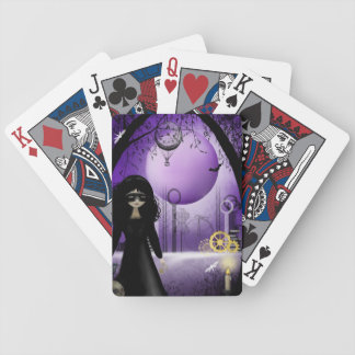Steampunk Art Playing Cards