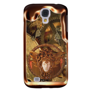 Steampunk Samsung Galaxy S4 Cover