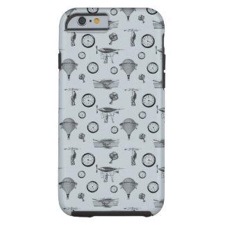 Steampunk Design No1 iPhone 6 case Tough iPhone 6 Case