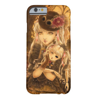 Steampunk Doll Face iPhone 6 case Barely There iPhone 6 Case