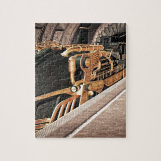 Steampunk Express Jigsaw Puzzle
