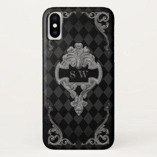 Steampunk Goth iPhone X Case
