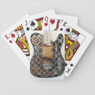 Steampunk Guitar Cards