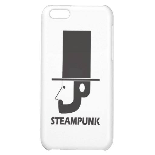 Steampunk iPhone 5C Cover