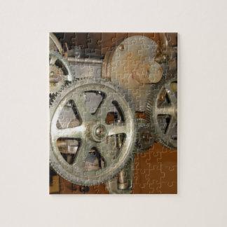 Steampunk Jigsaw Puzzle