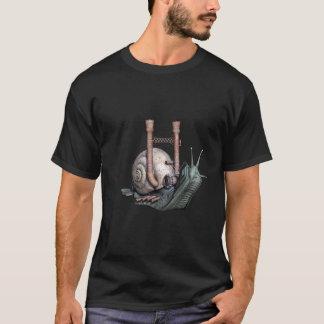 Steampunk Machine Snail T-Shirt