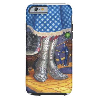 Steampunk Oz Tough iPhone 6 Case