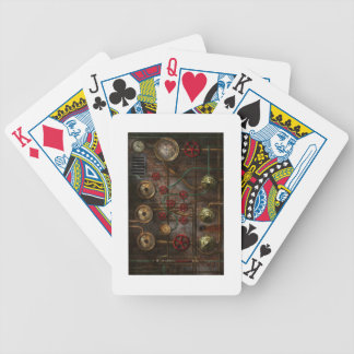 Steampunk Playing Cards II