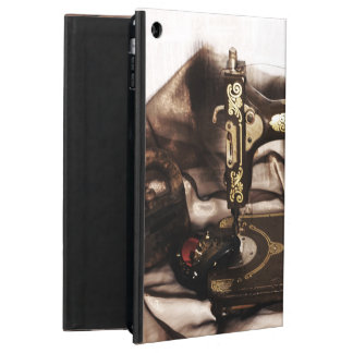 Steampunk Sewing iPad Air Cover