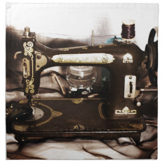 Steampunk Sewing Napkin