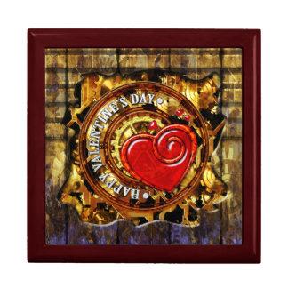 Steampunk Valentine's Day 1B Gift Box