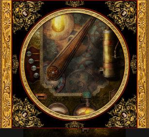 steampunk - victorian fuse box t-shirt